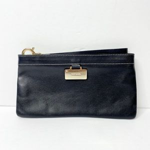 Kate Spade Leather Wristlet with Removable Strap